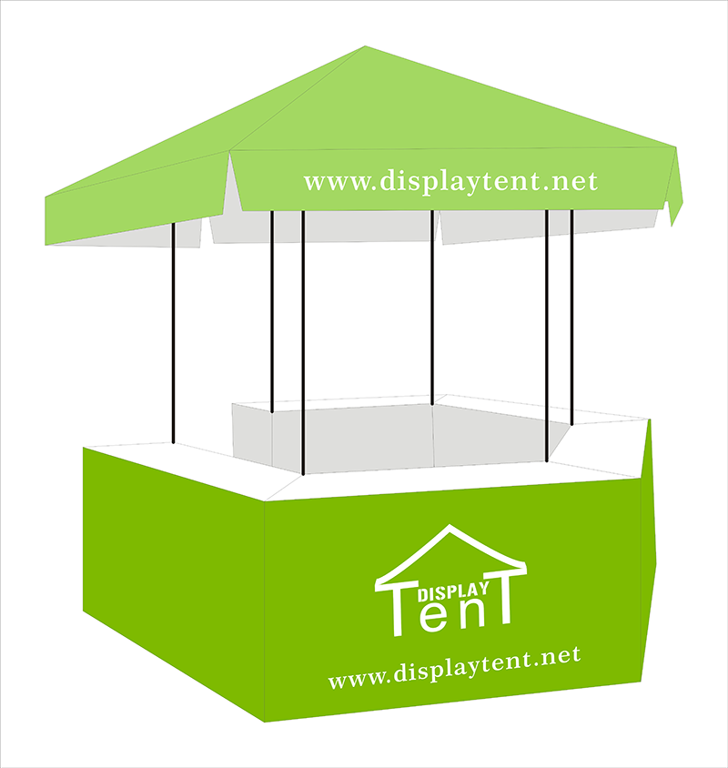 kiosk booth tent.png  sc 1 st  Pop Up TentOutdoor AwningDisplays-Dongguan Display Tent Co.LTD. & hexagonal dome tent  kiosk tent  booth tent  3x3m booth tent ...