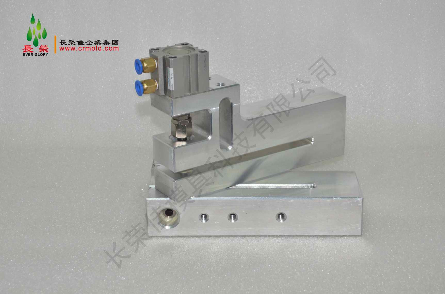 150mm extended throat depth round hole